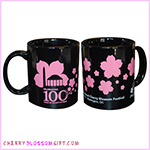 100th Anniversary Cherry Blossom Coffee Mug