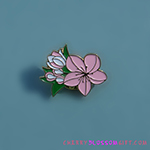 2008 National Cherry Blossom Festival Lapel Pin