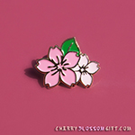 2009 National Cherry Blossom Festival Pin