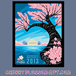 2013 National Cherry Blossom Festival Poster