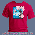 2013 National Cherry Blossom Festival T-Shirt