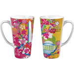 2015 National Cherry Blossom Official Latte Mug