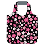 Cherry Blossom Foldable Tote