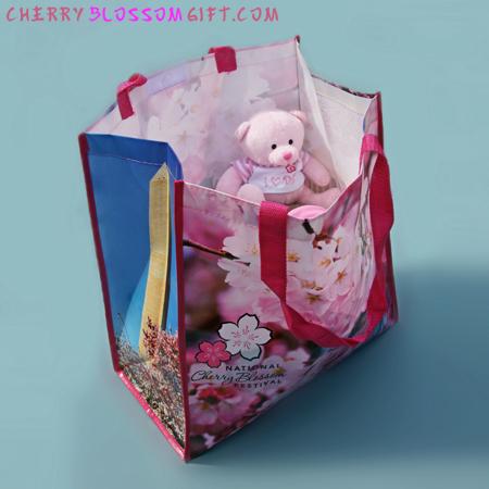 National Cherry Blossom Festival Tote Bag