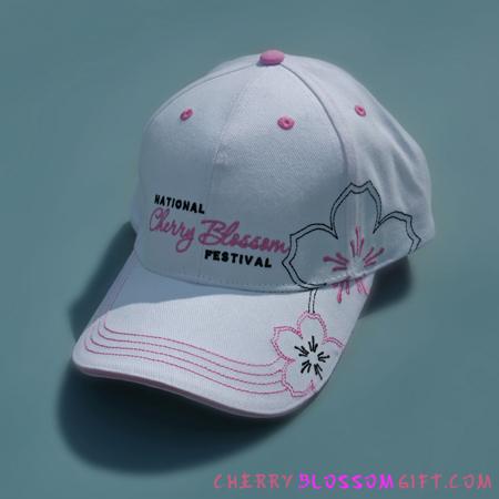 National Cherry Blossom Festival Hat