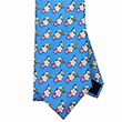 Official Light Blue Cherry Blossom Neck Tie