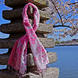Official Cherry Blossom Pashmina Scarf