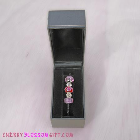 Sakura Friendship Bracelet