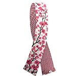 USA Made Cherry Blossom Cotton Scarf