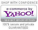 Yahoo Secure 128-bit encryption
